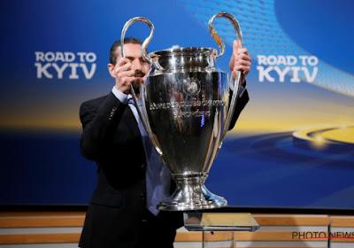 Ligue des Champions: des affiches en attente, Castagne retrouvera le PSG