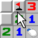 Minesweeper with mouse icon