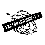 Logo for Fretboard Brewing Company