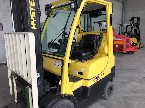 Picture of a HYSTER H2.0FTS