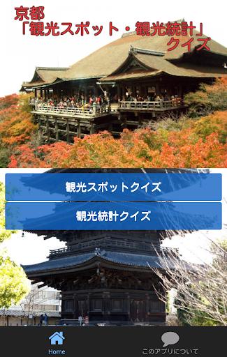 京都「観光スポット・観光統計」クイズ