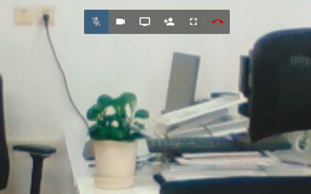 Jitsi Desktop Streamer
