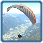 Paragliding Live Wallpaper Icon