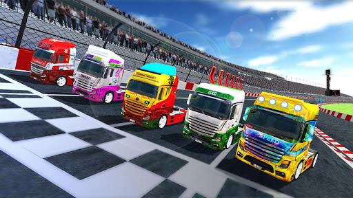 Truck Racing 2018 1.1 screenshots 8