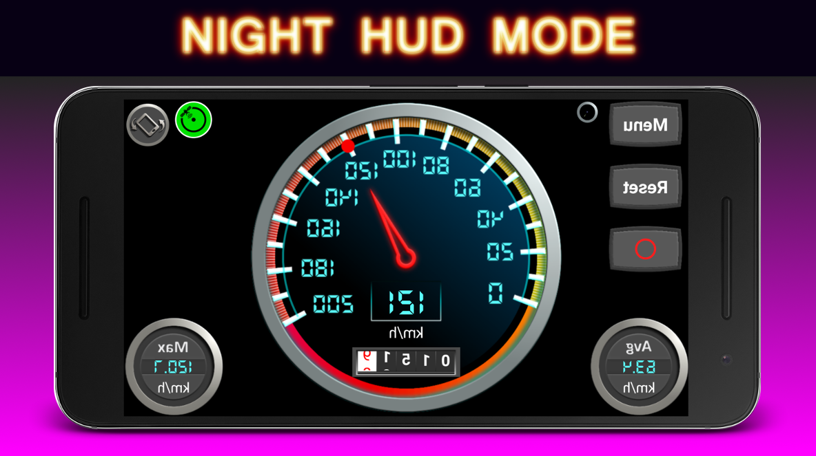 DS Speedometer- screenshot