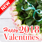 Greeting Valentine's Day 2018