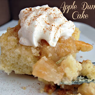 Apple Cake With Yellow Cake Mix Recipes.