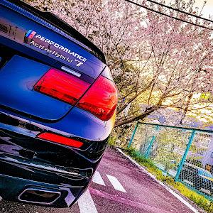 7シリーズ  Active hybrid 7L   M Sports  F04 2012後期のカスタム事例画像 ちゃんかず  «Reizend» さんの2020年04月10日19:03の投稿