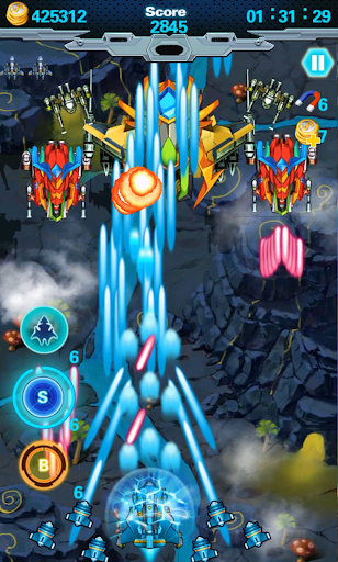 Galaxy Wars - Space Shooter  captures d'écran 2