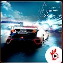 Circle Crush Dashing Car Race icon