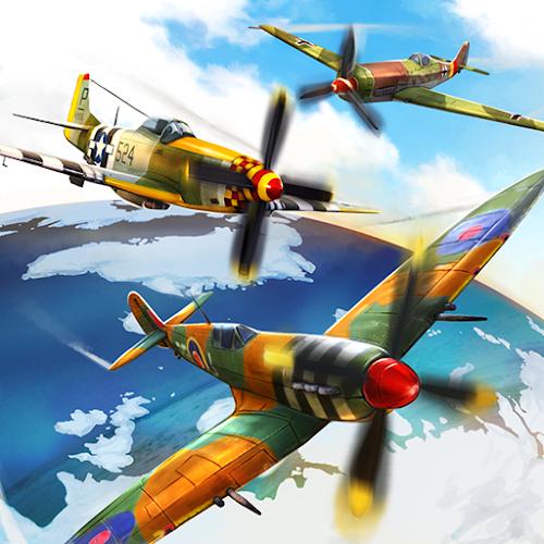 Warplanes: Online Combat(Mod) 1.2mod