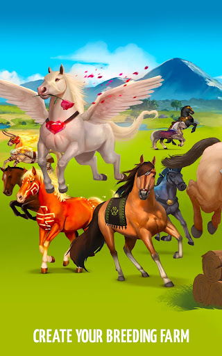 Howrse - free horse breeding farm game 4.0.5 screenshots 10