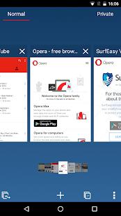 Opera browser - fast & safe Screenshot 3