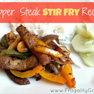 Stir Fried Steak With Green Peppers Recipes