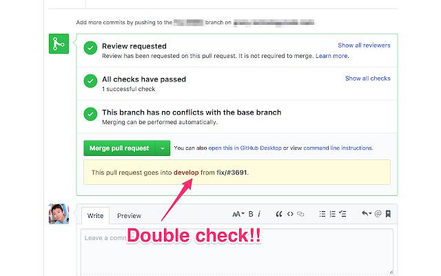 Merge Gatekeeper for GitHub
