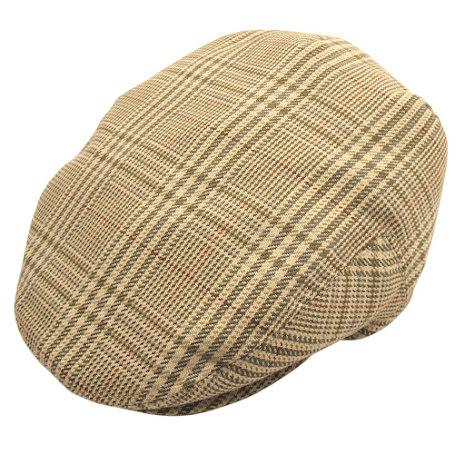 Glenplaid Cap