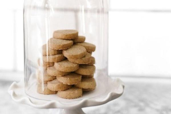 Mum's Oatmeal Shortbread Cookies Recipe