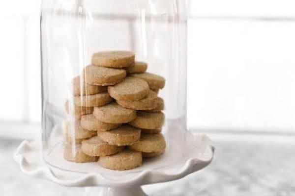 Mum's Oatmeal Shortbread Cookies