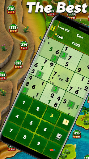 Best Sudoku (Free) 4.0.3 screenshots 6