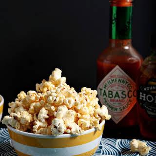 Tabasco Honey Butter Popcorn.
