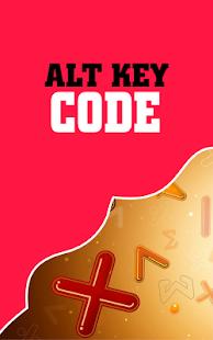 Alt Key Code - náhled