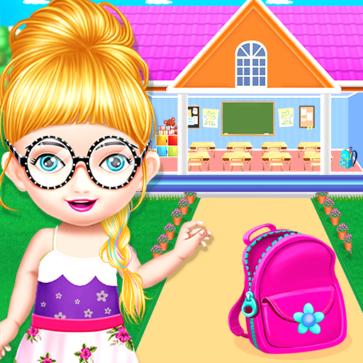 Download School Decorating Doll House Town My Homeplay Game App For