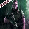 Zombie Shooter Pro-Dead City Crawl icon