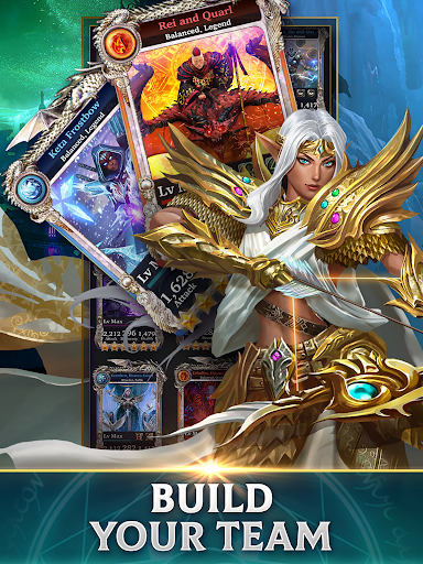 Legendary : Game of Heroes - screenshot