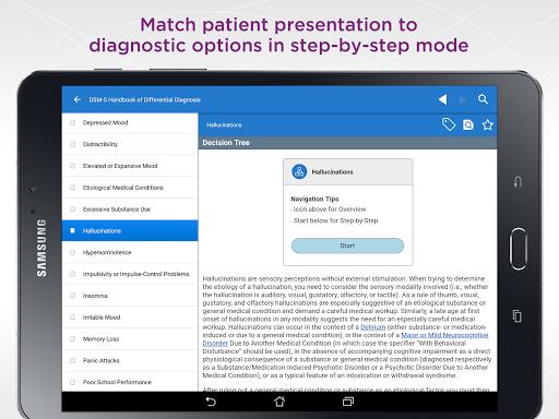 DSM-5 Differential Diagnosis 2.7.80 screenshots 7