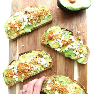 Sriracha Avocado Toast Recipe