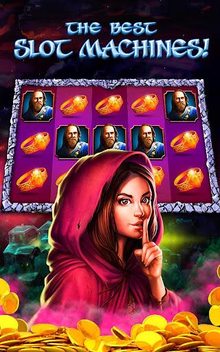 Ghost Village Slot Machines HD