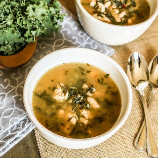 Green Salsa Chicken Soup Recipes