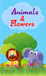 Kids Learning- Animal & Flower - náhled