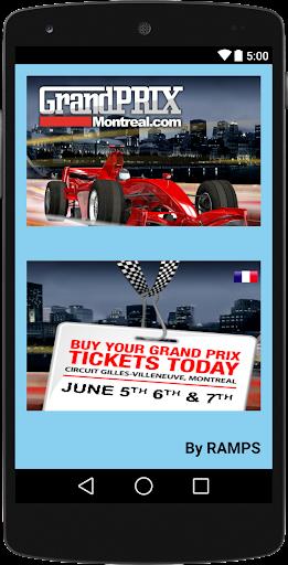 Grand Prix: Montreal 2015