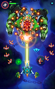 Infinity Shooting: Galaxy War 16