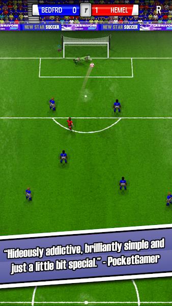 New Star Soccer Screenshot Image