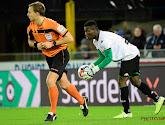Opvallend: Godrfred Donsah van Cercle Brugge moet plots depanneren als doelman