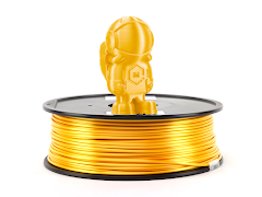 Silky Gold MH Build Series PLA Filament - 2.85mm (1kg)