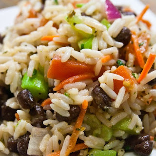 Summertime Vegetable Fried Rice