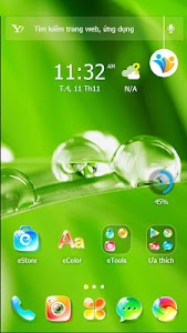 Dewdrop - eTheme Launcher screenshot 2