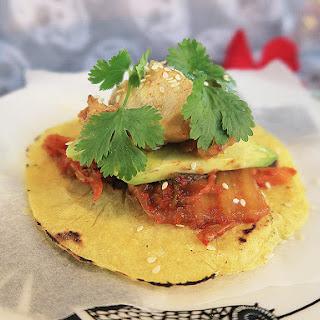 Asian Inspired Taco Recipe