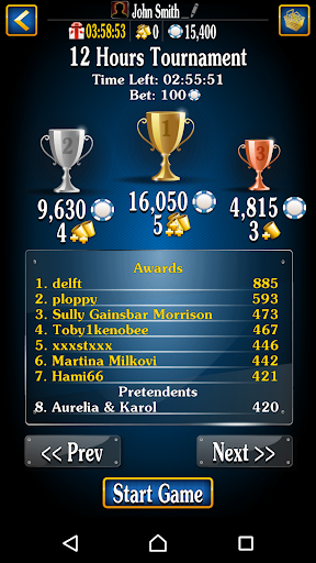 Yachty Dice Game ud83cudfb2 u2013 Yatzy Free 1.2.8 screenshots 6