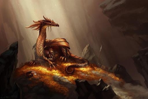 Fire Dragon HD Live Wallpaper