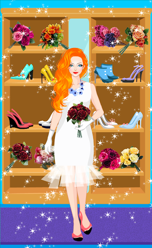 Summer Wedding Dress up android2mod screenshots 7