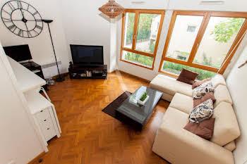 Appartement meublé 2 pièces 41,2 m2