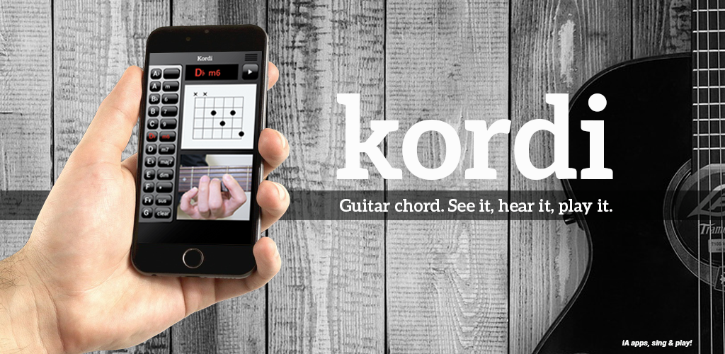 Download Kordi Guitar Chord Apk Latest Version App For Android Devices