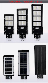 Các loại đèn năng lượng