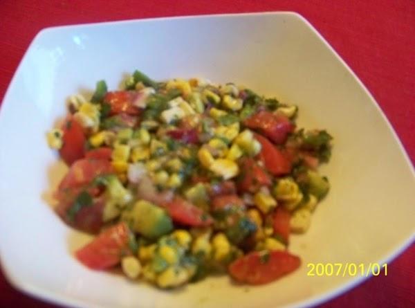 Raw Veggie Sauce Recipe