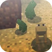 Frogs addon for MCPE