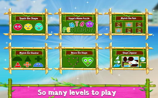 Kids Shapes Learning -  Educational Game For Kids  captures d'écran 2
